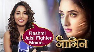 Hina Khan PRAISES Rashmi Desai, CALLS Her A Fighter