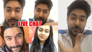 Khatron Ke Khiladi Contestants LIVE CHAT | Shivin Narang, Tejaswi Prakash and Balraj Syal