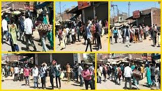 Lockdown : संकट में सवारी नहीं मिली तो भूखे, प्यासे पैदल ही चल पड़े सैंकड़ों किमी दूर
