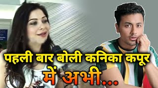 Kanika Kapoor FIRST REACTION After A Long Time; Here Is What She Said