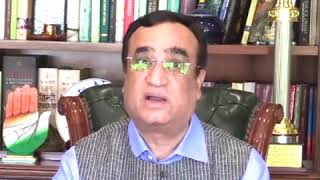 Ajay Maken addresses media on COVID-19
