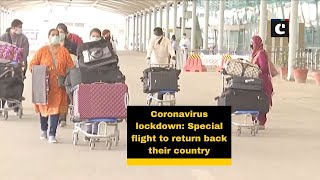 Coronavirus lockdown: Indian-origins Malaysians get special flight to return back their countr