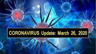 Coronavirus Update 26-03-2020