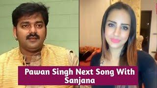 Pawan Singh To Do Next Song With Mujse Shaadi Karoge Contestant Sanjjanaa Galrani
