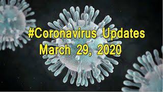 Coronavirus Update March 29, 2020