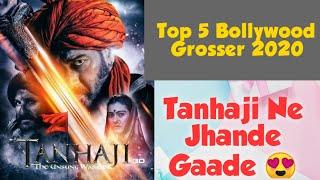 Tanhaji Ne Box Office Par Jhande Gaade, Top 5 Bollywood Grosser Of 2020