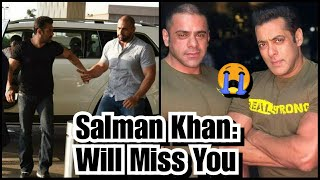 Salman Khan Ke Parivar Mein Ek Shaks Ki Hui Maut, Social Media Par Bhawuk Hue Bhaijaan,Abdullah Khan