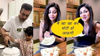 Shilpa Shetty Celebrate New Born Baby Completes 40 Days । 30 March 2020 | News Remind