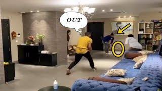Hardik Pandya & Krunal Pandya Playing Cricket Inside Home | 30 March 2020 | News Remind
