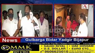 85 Dalits Gharon Ko Roza Welfare Association Ki Janib Se Ration Packages Distribution