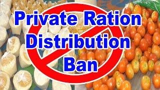 Gulbarga Me Private Ration Food Distribution Ban A.Tv News 30-3-2020