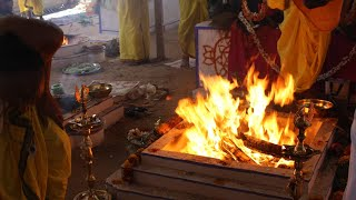 Coronavirus Outbreak: Locals Perform 'Vanaspati Yagya' in Odisha