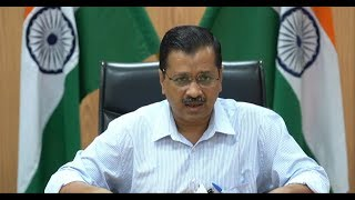Watch Live | Delhi CM Kejriwal shares plan to tackle a potential Stage 3 outbreak in Delhi