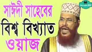 Allama Saidi Bangla Waz   সাঈদী সাহেবের বিশ্ব বিখ্যাত ওয়াজ । Saidi Waz Mahfil Bangla   Islamic BD