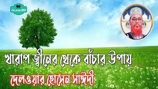 জ্বীনের আচর খেকে বাচার উপায় । Allama Delwar Hossain Saidi Bangla Waz Mahfil | saidi Waz Mahfil