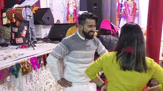 Vishal Chowki at Shree Kalka Ji Mandir, New Delhi - Supinder Morinda - Part 3