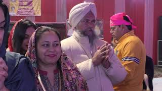 Vishal Chowki at Shree Kalka Ji Mandir, New Delhi - Singer Supinder Morinda - Part 1