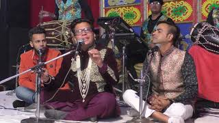 Vishal Chowki at Shree Kalka Ji Mandir - Umang Sharma - 20 December 2020 - Part 1