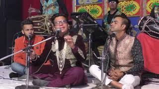 Vishal Chowki at Shree Kalka Ji Mandir - Umang Sharma - 20 December 2020 - Part 1