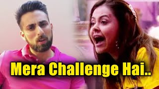 Mayur Verma ANGRY On Devoleena's Comment, Gives Her CHALLENGE