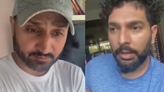 Yuvraj & Harbhajan #ShameOnYuviBhaji Trending For Requesting Indian to donate to Afridi's Foundation