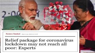 COVID-19: Loopholes in BJP's Relief Package