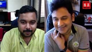 मशहूर गीतकार-शायर और कवि manoj muntashir के साथ LIVE