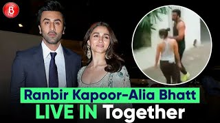 Alia Bhatt And Ranbir Kapoor's LIVE-IN Romance Goes Viral On Social Media