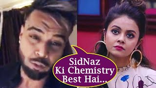 Indeep Bakshi BEST REPLY On Devoleena COMMENT On Sidharth And Shehnaz Chemistry