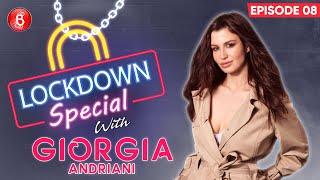 Giorgia Andriani SPILLS SOME BEANS On Things She's Doing During The Massive Coronavirus Lockdown