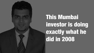 India lockdown: This Mumbai investor is doing exactly what he did in 2008 | ETMarkets