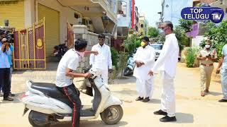 Minister Harish Rao Protecting People | Siddipet | Telangana News | Top Telugu TV