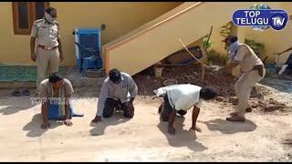 Is Police Crossing Limits ? | Janata Curfew Police Behavior Gone Wrong | Top Telugu TV