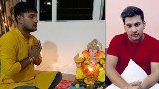 Shivam Singh दिहाड़ी फिल्म वर्कर्स कि किये मदद सितारों से किये अपील आप लोगों की मदद करिये
