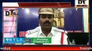 Khanoon Ko Na Manne Wala Par Traffic Police ki Karwai 20 Sae Zaya Gadiyon ko Hirasat Mai Liya Gaya