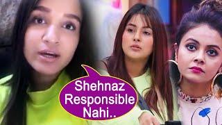 Shefali Bagga Reaction On Devoleena Vs Shehnaz Fans