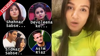 Shefali Bagga Exclusive Interview | Shehnaz Gill | Sidharth | Devoleena | Asim Riaz