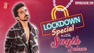 Saqib Saleem's HILARIOUSLY Fun Chat About Surviving Lockdown With Family & Pets | Coronavirus Crisis