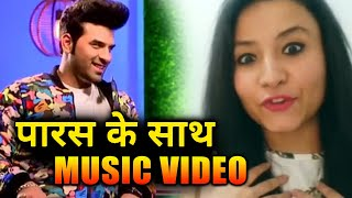 Navdeesh Reaction On Music Video With Paras Chhabra