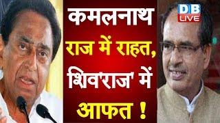 कमलनाथ राज में राहत, शिव'राज' में आफत ! | Shivraj Singh Chouhan ने लगाई KamalNath के फैसले पर रोक