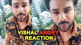 Vishal Aditya Singh ANGRY Reaction To All Indians | Stay At Home