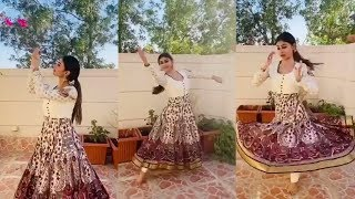 Mouni Roy Performs Classical Dance During Lockdown | 3 April 2020 | News Remind