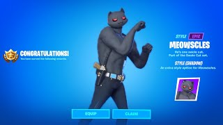Deliver Fish to shadow & Deliver Fish to Ghost Fortnite - How To Get Shadow Or Ghost MEOWSCLES