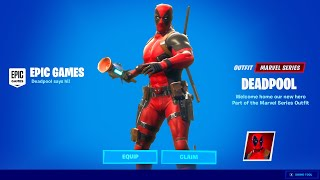 Deadpool Week 7 Fortnite