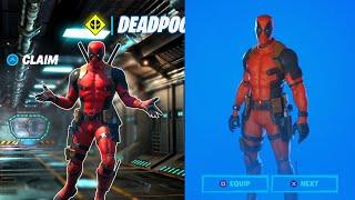 Fortnite Deadpool Week 7 Challenges