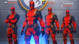 Get Deadpool Now Fortnite