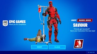 Fortnite Deadpool Week 8 Challenges
