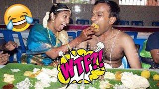 கல்யாண கலாட்டா   Marriage funny videos, Indian Weddings are Funny