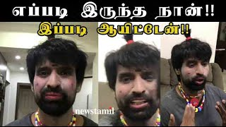 Actor Soori and kids ultimate comedy | Today Lockdown Day 10 Makeup task