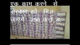 किसान नेता की सरकार को सलाह l अगर मान ली तो 250 करोड रूप्ए की मिलेगी राहत l k haryana l